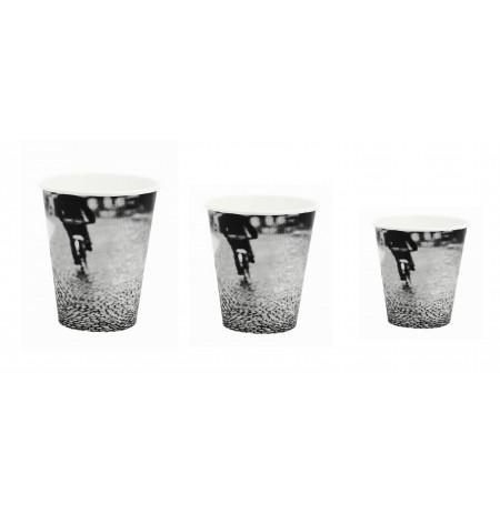 Vasos de Cartón Parisien