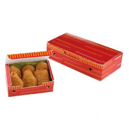 Caja fritos