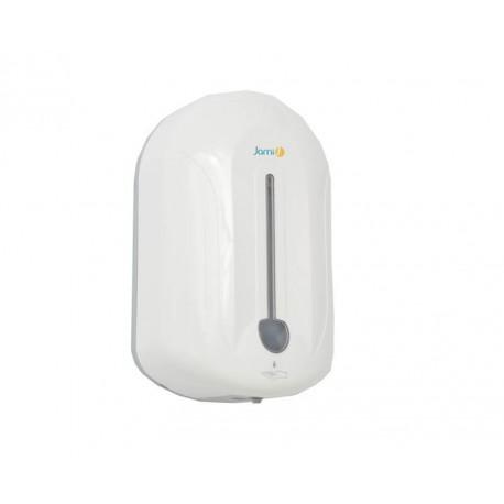 Dosificador de jabón blanco