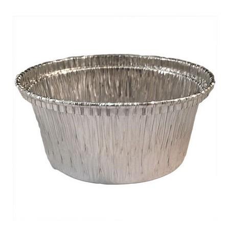 Envases de aluminio para flan