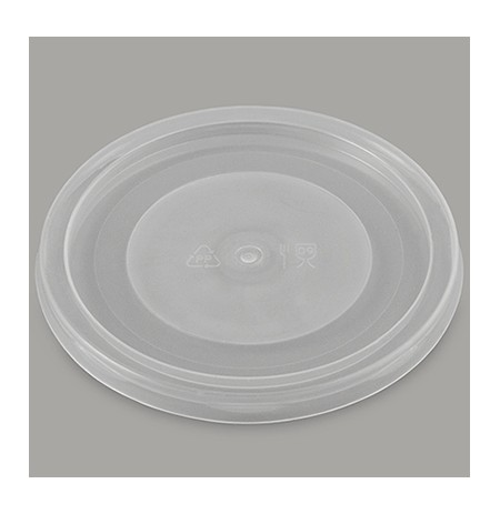Tapas para tarrinas circulares