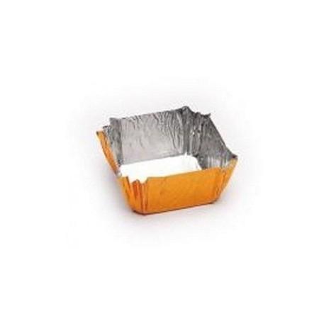 Cápsulas de aluminio cuadradas