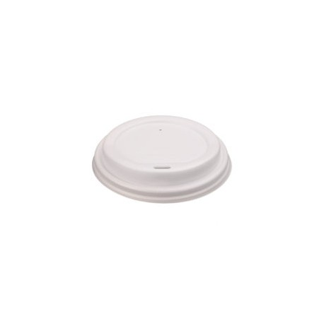 Tapa travel Clear compostable