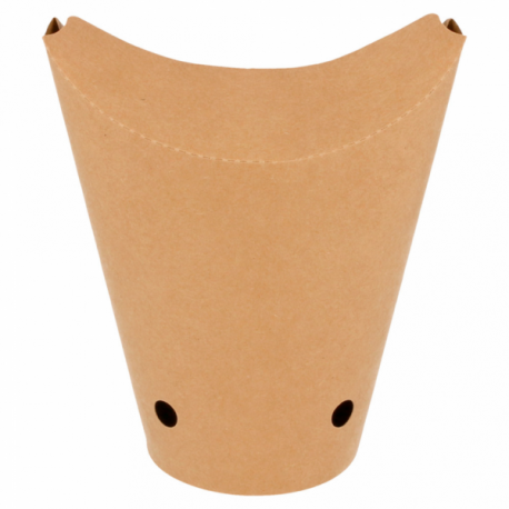 Vaso cartón c/solapa