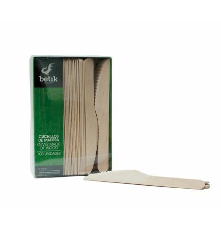Cuchillo madera 160 mm