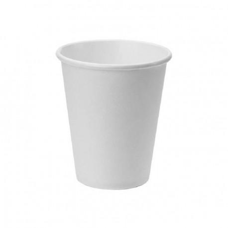 Vaso de cartón 8oz DART blanco