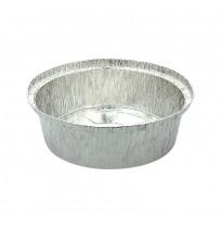 Envases de aluminio circulares para pollo