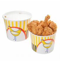 Cubos de pollo frito + tapas
