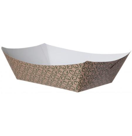 Bandejas de papel para alimentos