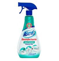 Desinfectante asevi 750ml.