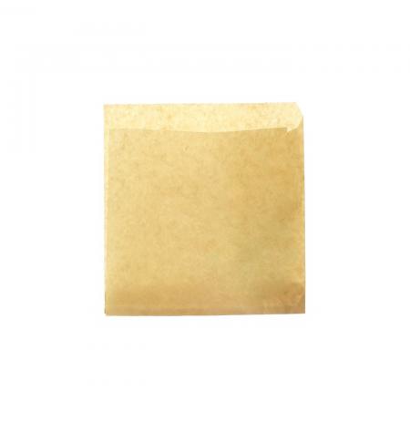 Bolsa de papel abierta 15x15