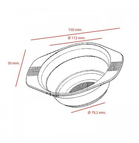 Bowl Plástico 360ml