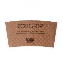 Funda para vasos de bebidas calientes 12-20 oz EcoGrip
