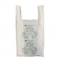 Bolsa compostable 40x50