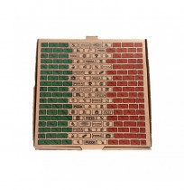 Caja de pizza KRAFT