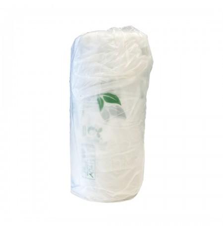 Bolsa TSHIRT COMPOSTABLE 26x50 10.5my