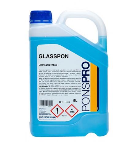 Limpiacristales GLASSPON
