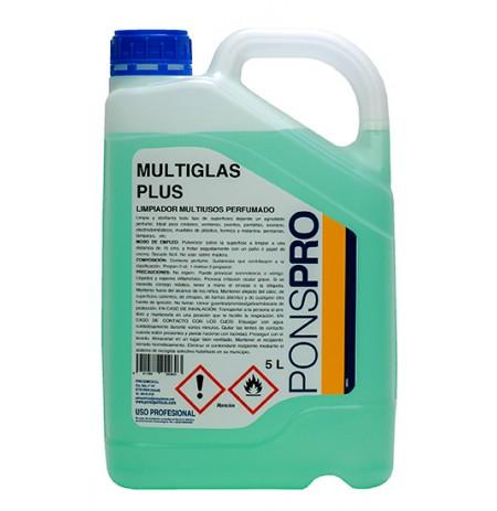 Limpiador Multiusos Perfumado MULTIGLAS PLUS