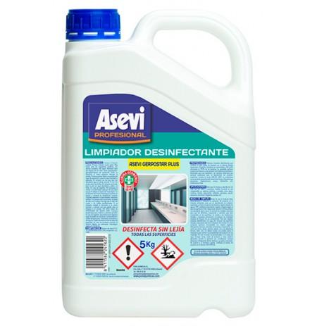 Limpiador Multiusos Desinfectante ASEVI GERPOSTAR