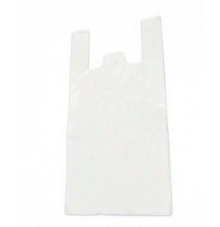 Bolsa plástico c/ asa 42x53 Impres. RECICLADO
