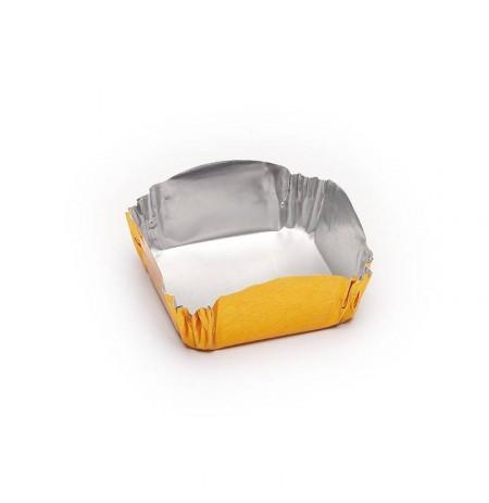 Cápsulas de aluminio rectangulares